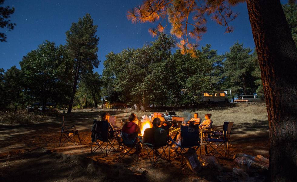 2012 Camping Trip, Lake Cuyamaca