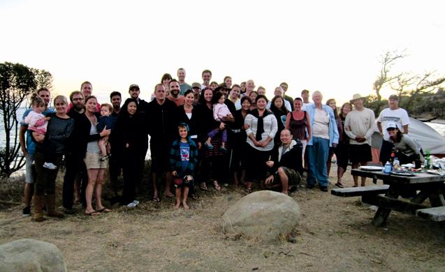 2013 Camping Trip, Refugio State Beach