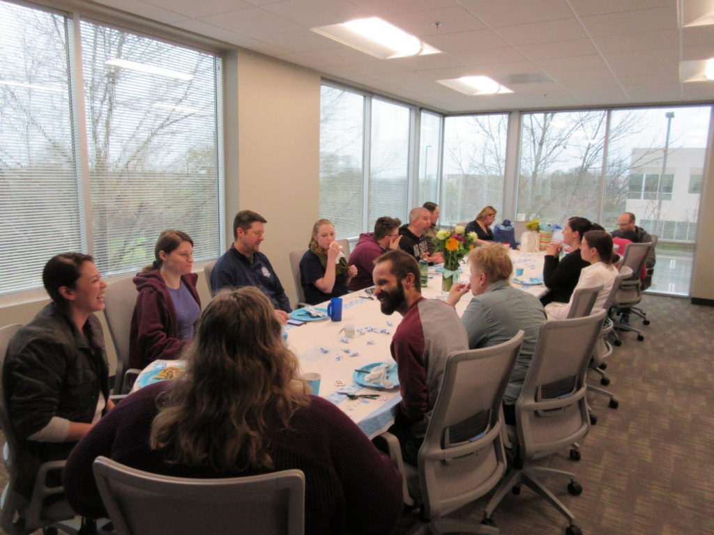 Staff Luncheon