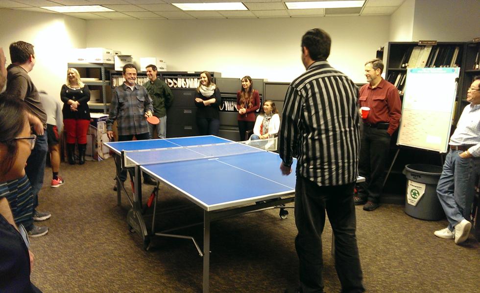 Ping-Pong-Tournament