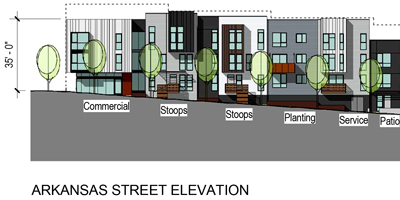 1601 Mariposa Street Mixed-Use Project EIR