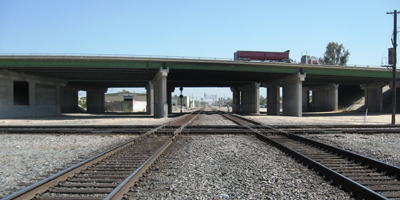 Colton Crossing Rail-to-Rail Improvement Project