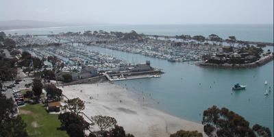 Dana Point Harbor Marina Improvement Project