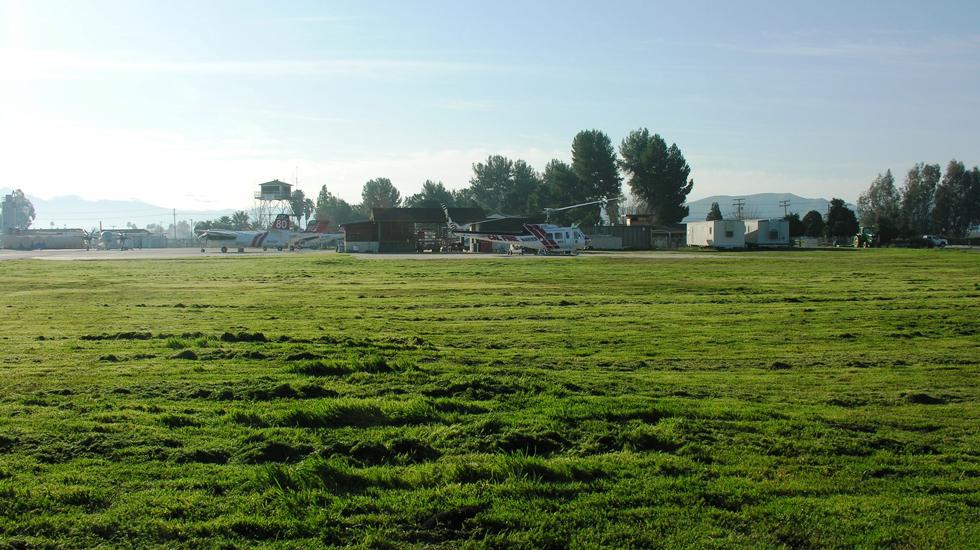 Hemet Ryan Airport Master Plan 980x550