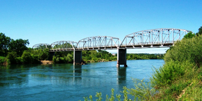 Jelly's Ferry Road At Sacramento River Bridge Replacement