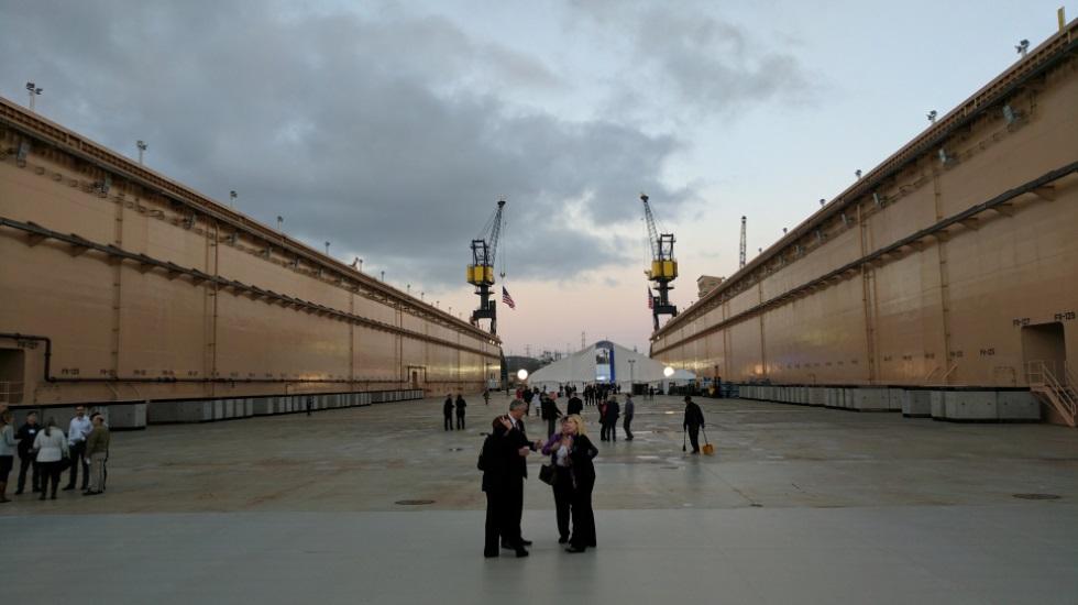Pier 1 North Drydock