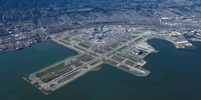 San Francisco International Airport Runway Safety Area Project