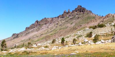 Thimble Peak Telecommunications Project