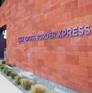 Otay Border Crossing Facility