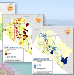 Orange County Sustainable Communities Strategy