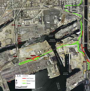 Port of Long Beach On-Call GIS Services