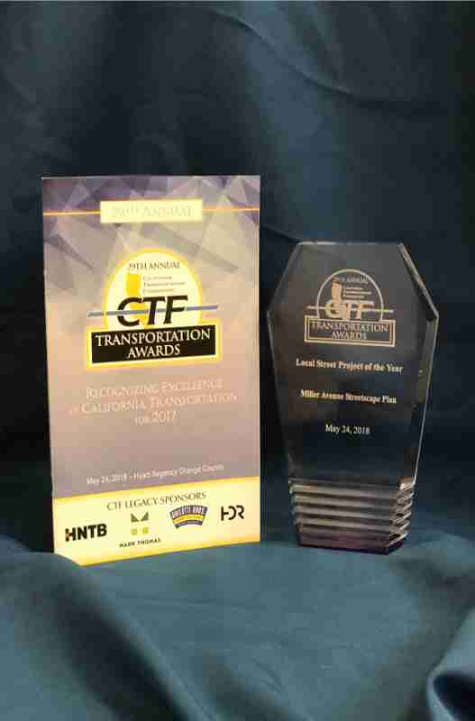 29th Annual CTF Transportation Awards Program